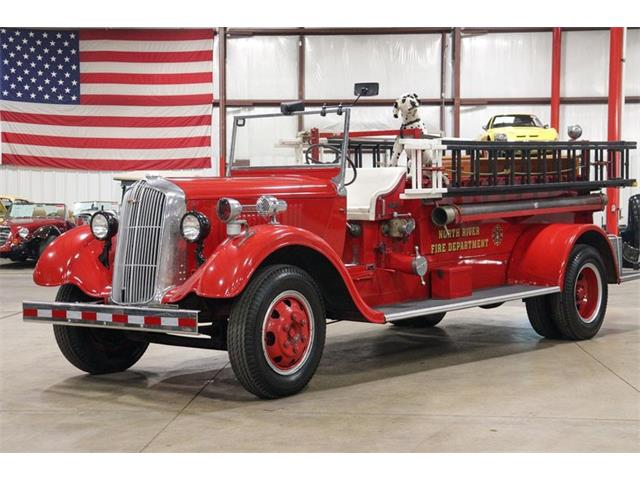 1936 Dodge Fire Engine (CC-1470810) for sale in Kentwood, Michigan