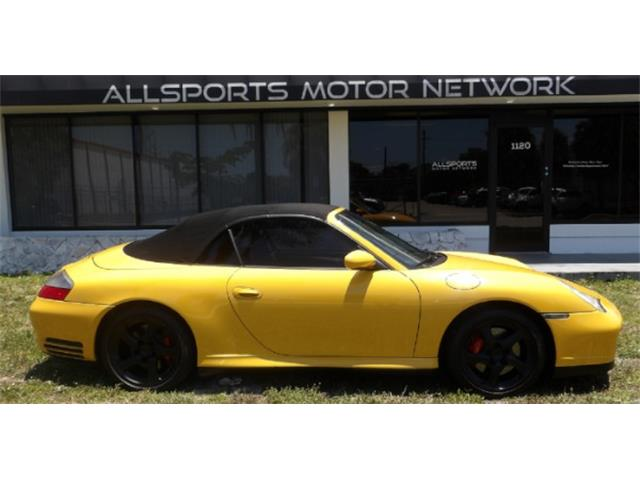 2004 Porsche 911 (CC-1478102) for sale in Miami, Florida