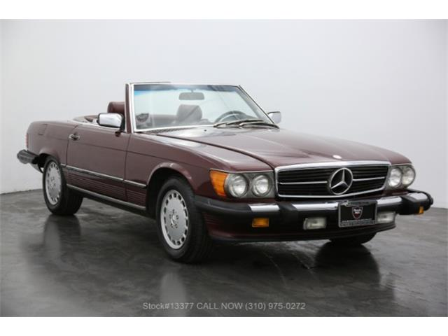 1987 Mercedes-Benz 560SL (CC-1470811) for sale in Beverly Hills, California