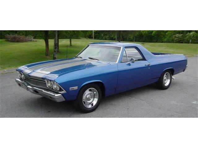1968 Chevrolet El Camino (CC-1478110) for sale in Hendersonville, Tennessee