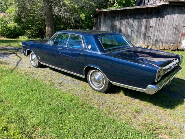 1966 Ford Galaxie 500 (CC-1478114) for sale in MILFORD, Ohio