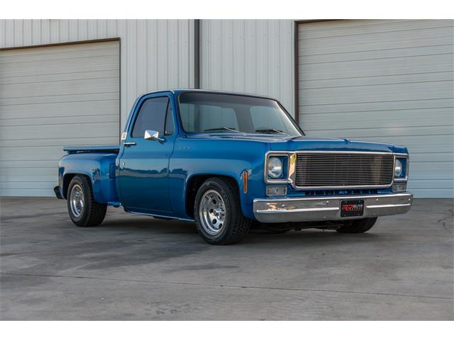 1977 Chevrolet C10 (CC-1478120) for sale in Springtown, Texas