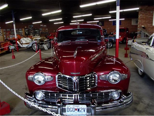 1947 Lincoln Zephyr (CC-1478125) for sale in Wichita Falls, Texas