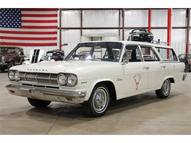 1965 AMC Rambler (CC-1470813) for sale in Kentwood, Michigan