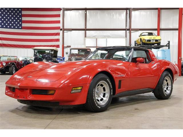 1982 Chevrolet Corvette (CC-1470815) for sale in Kentwood, Michigan