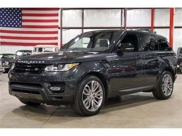 2016 Land Rover Range Rover (CC-1470818) for sale in Kentwood, Michigan