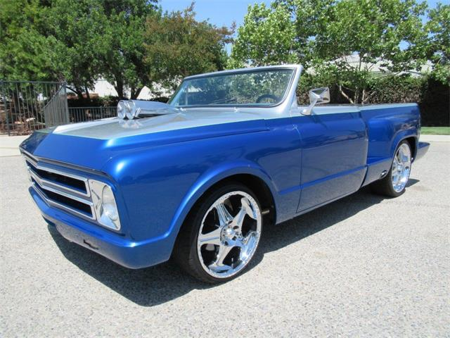 1967 Chevrolet C10 (CC-1478187) for sale in Simi Valley, California