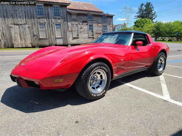 1979 Chevrolet Corvette (CC-1478190) for sale in martinsburg, Pennsylvania