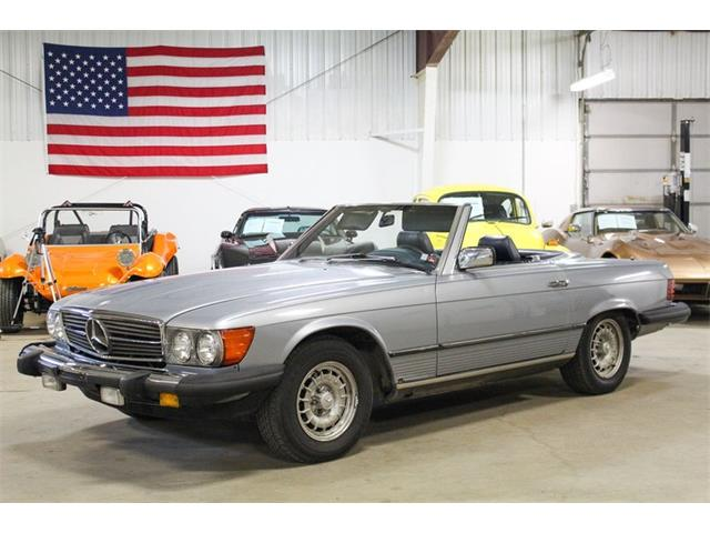 1984 Mercedes-Benz 380SL (CC-1478211) for sale in Kentwood, Michigan