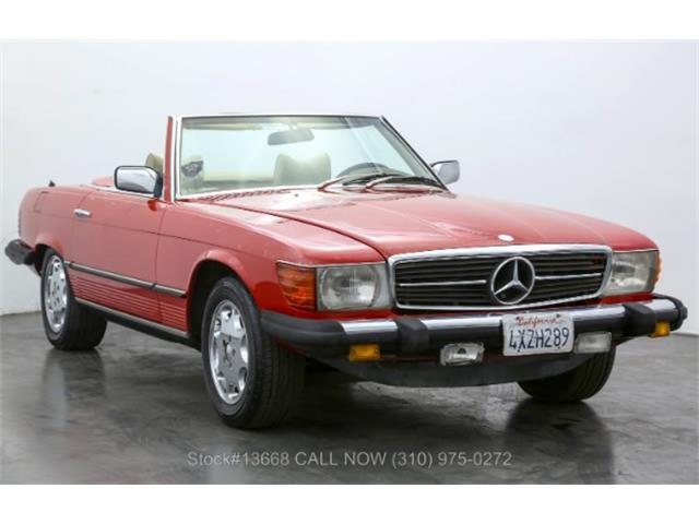 1979 Mercedes-Benz 450SL (CC-1470822) for sale in Beverly Hills, California