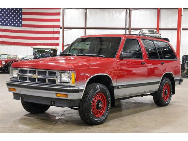 1992 Chevrolet Blazer (CC-1470823) for sale in Kentwood, Michigan