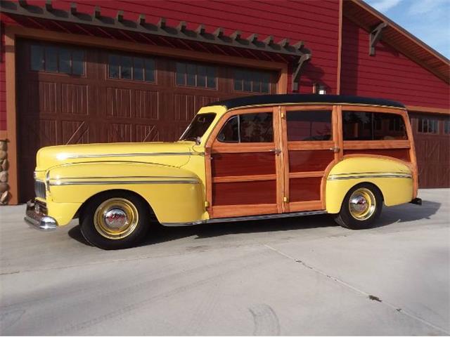 1946 Mercury Woody Wagon (CC-1478255) for sale in Cadillac, Michigan