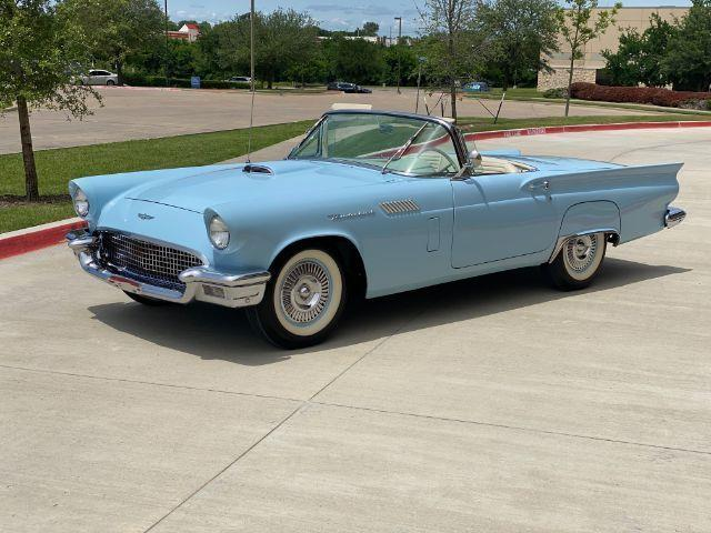 1957 Ford Thunderbird (CC-1478256) for sale in Cadillac, Michigan