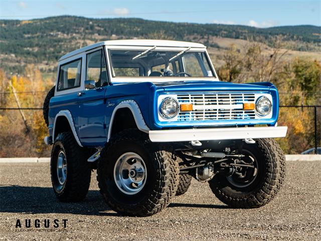 1974 Ford Bronco (CC-1478282) for sale in Kelowna, British Columbia