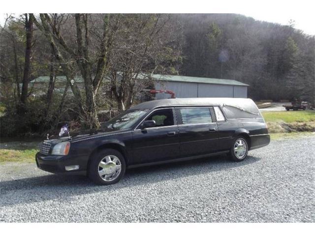 2003 Cadillac DeVille (CC-1478283) for sale in Cadillac, Michigan