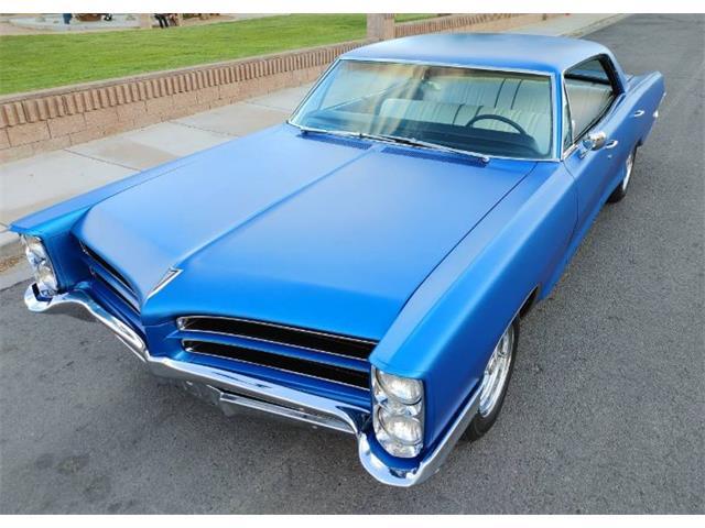 1966 Pontiac Star Chief (CC-1478284) for sale in Cadillac, Michigan