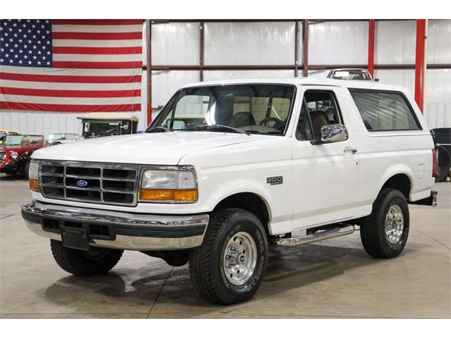 1995 Ford Bronco (CC-1470831) for sale in Kentwood, Michigan