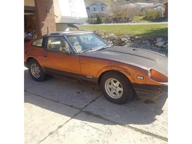 1982 Datsun 280ZX (CC-1478312) for sale in Cadillac, Michigan