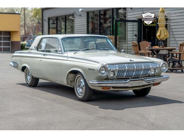 1963 Dodge Polara (CC-1470832) for sale in Milford, Michigan