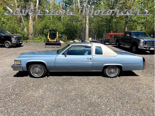 1979 Cadillac Coupe (CC-1478333) for sale in North Andover, Massachusetts