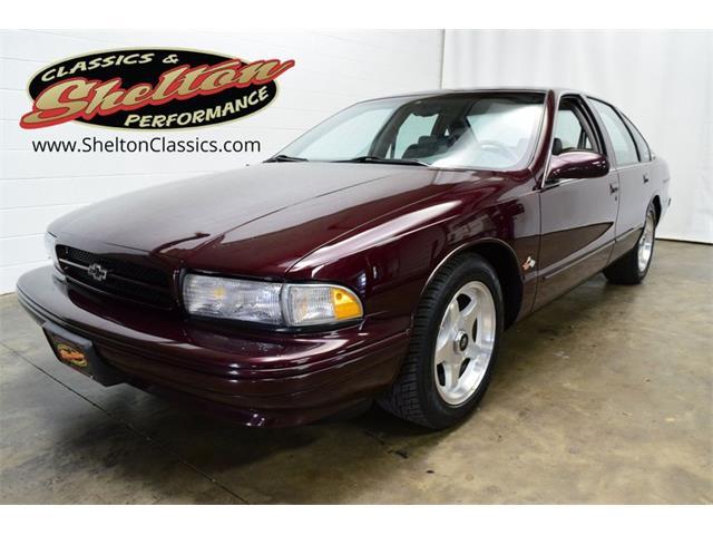 1996 Chevrolet Impala (CC-1478349) for sale in Mooresville, North Carolina