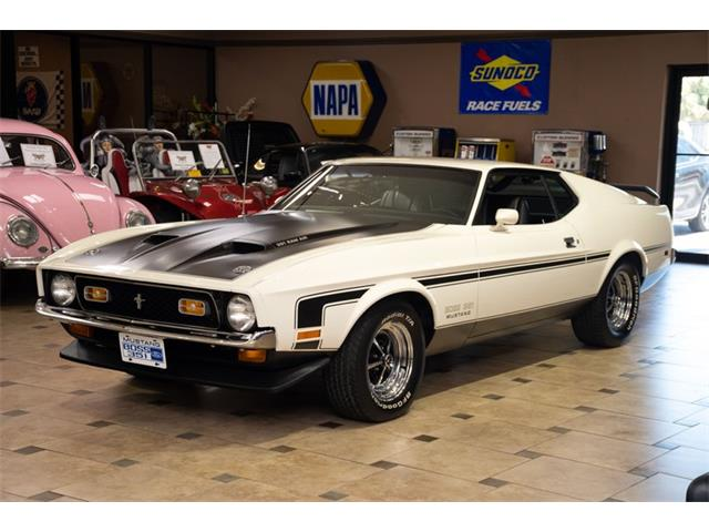 1971 Ford Mustang (CC-1478355) for sale in Venice, Florida