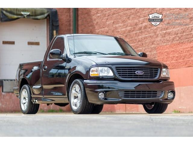 2001 Ford F150 (CC-1470836) for sale in Milford, Michigan