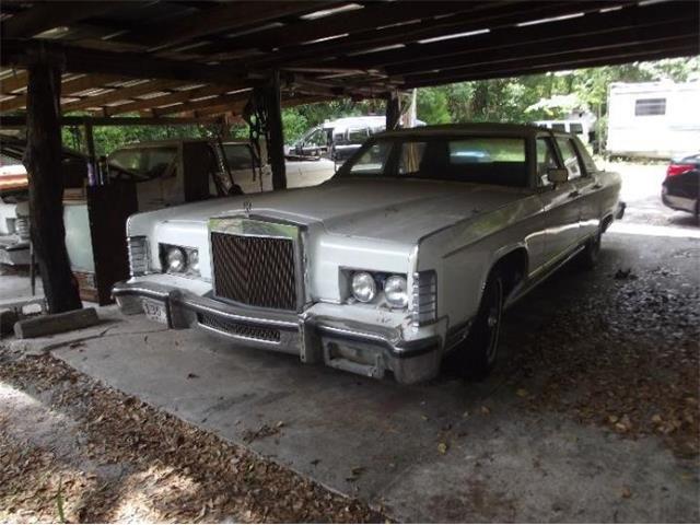 1979 Lincoln Continental (CC-1478363) for sale in Cadillac, Michigan