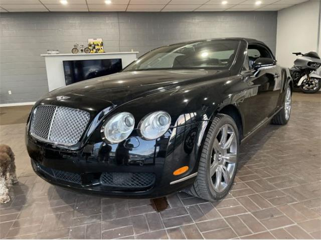 2007 Bentley Continental (CC-1478365) for sale in Cadillac, Michigan