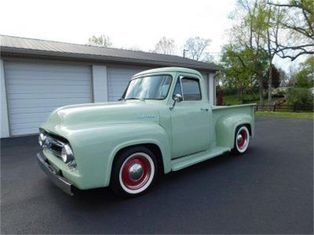 1953 Ford F100 (CC-1478366) for sale in Cadillac, Michigan