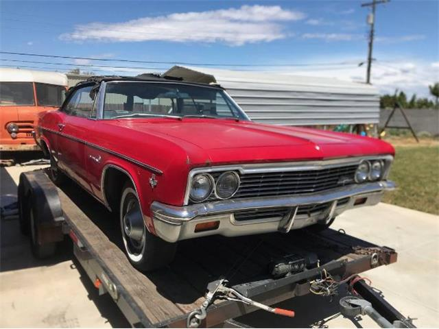 1966 Chevrolet Impala (CC-1478373) for sale in Cadillac, Michigan