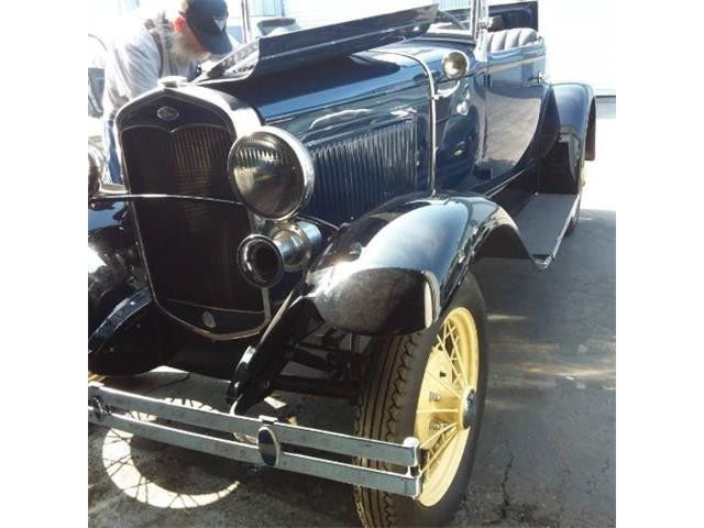 1931 Ford Model A (CC-1478381) for sale in Cadillac, Michigan