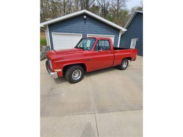 1986 GMC Sierra (CC-1478404) for sale in Cadillac, Michigan