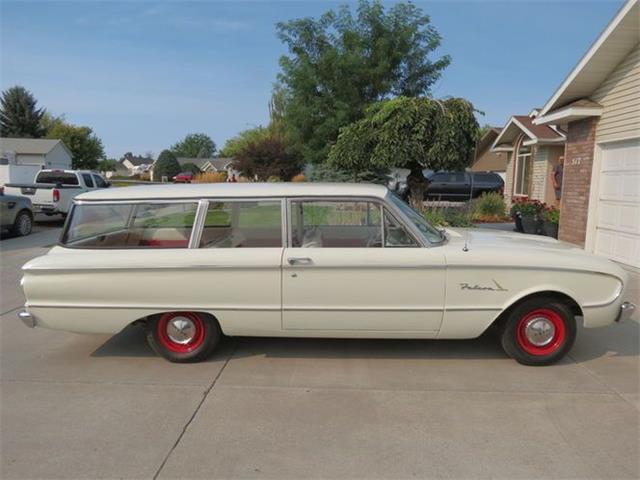 1961 Ford Falcon (CC-1478409) for sale in Cadillac, Michigan