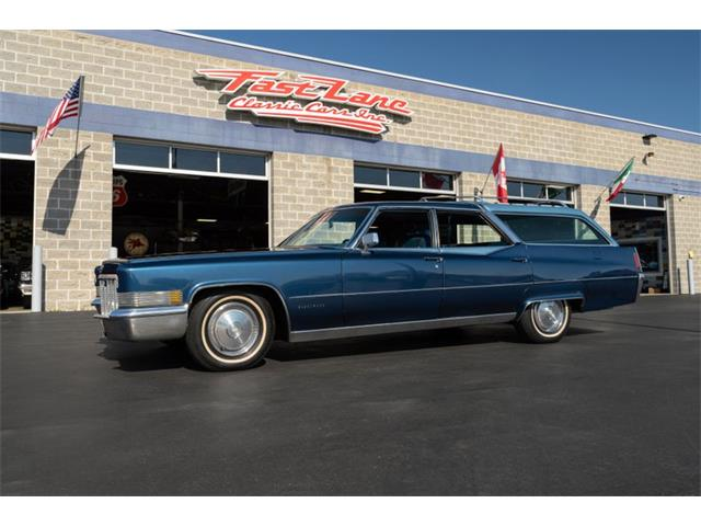 1970 Cadillac Fleetwood (CC-1478413) for sale in St. Charles, Missouri
