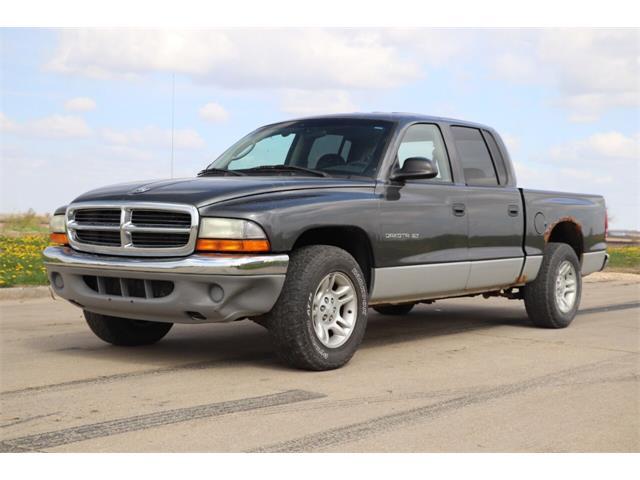 2001 Dodge Dakota (CC-1470842) for sale in Clarence, Iowa
