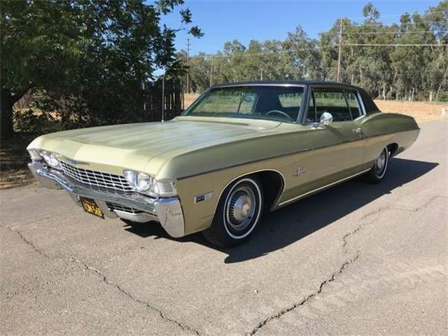 1968 Chevrolet Impala (CC-1478420) for sale in Cadillac, Michigan