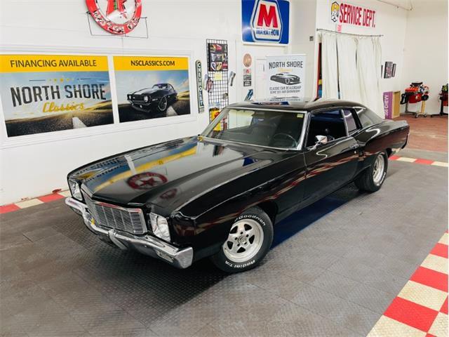 1971 Chevrolet Monte Carlo (CC-1478423) for sale in Mundelein, Illinois