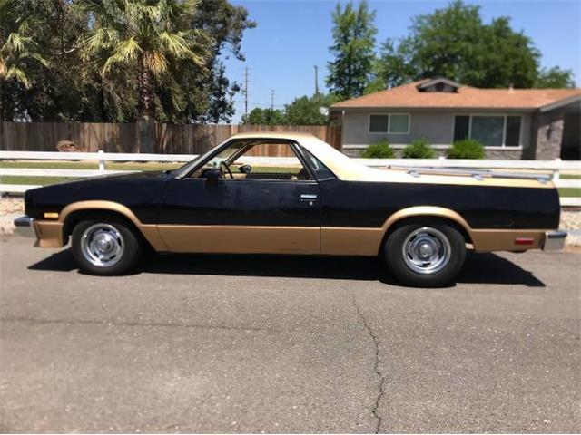 1985 Chevrolet El Camino (CC-1478438) for sale in Cadillac, Michigan