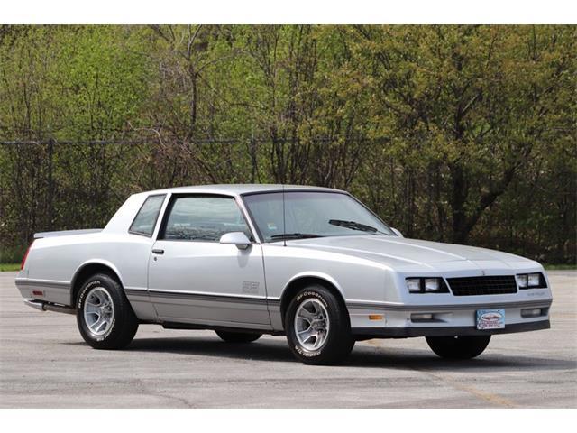 1987 Chevrolet Monte Carlo (CC-1470845) for sale in Alsip, Illinois