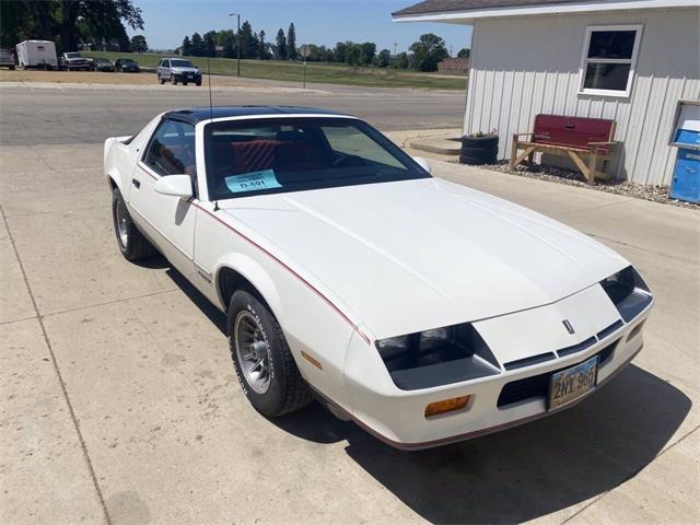 1987 Chevrolet Camaro (CC-1478452) for sale in Brookings, South Dakota