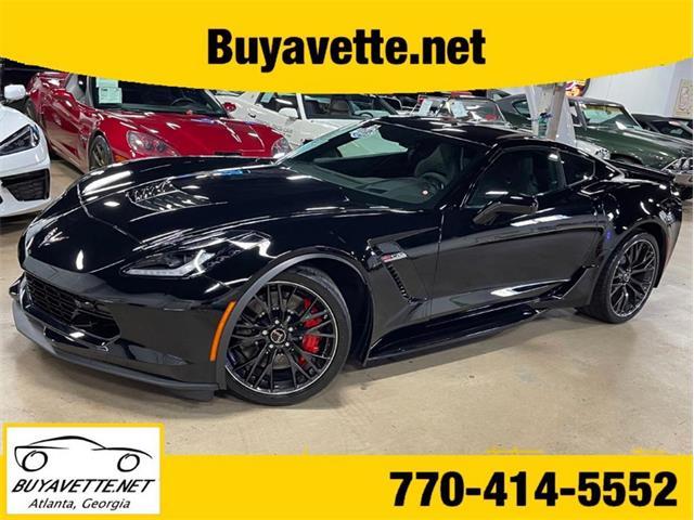 2018 Chevrolet Corvette (CC-1478456) for sale in Atlanta, Georgia