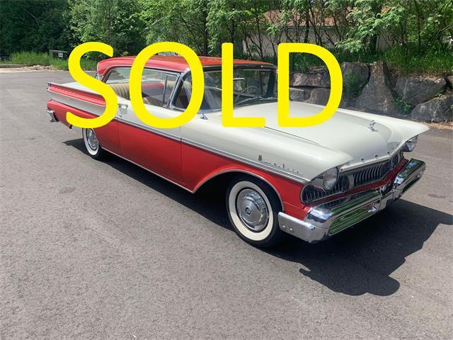 1957 Mercury Montclair (CC-1478457) for sale in Annandale, Minnesota