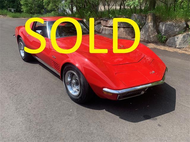 1971 Chevrolet Corvette (CC-1478459) for sale in Annandale, Minnesota