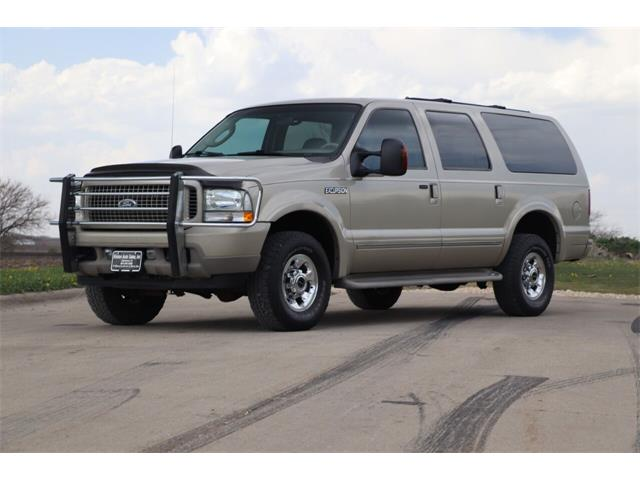 2004 Ford Excursion (CC-1470846) for sale in Clarence, Iowa