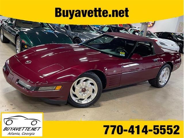 1993 Chevrolet Corvette (CC-1478460) for sale in Atlanta, Georgia