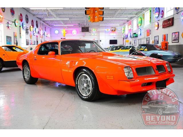 1976 Pontiac Firebird (CC-1478464) for sale in Wayne, Michigan