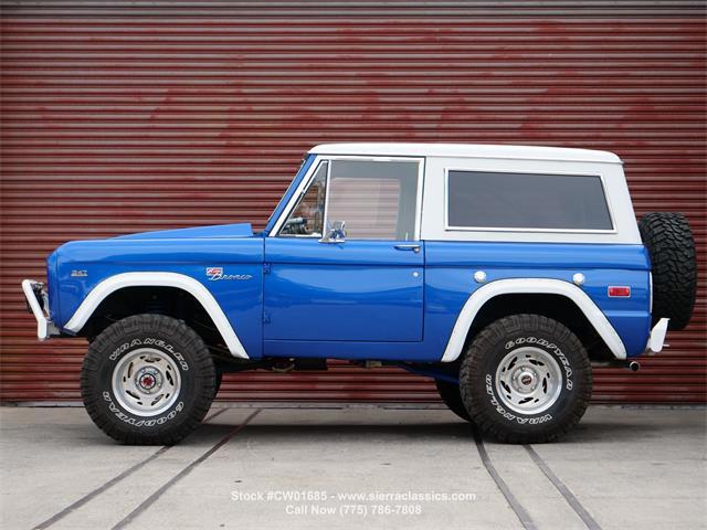 1975 Ford Bronco (CC-1478468) for sale in Reno, Nevada