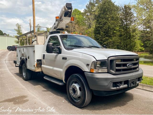 2002 Ford F450 (CC-1470847) for sale in Lenoir City, Tennessee