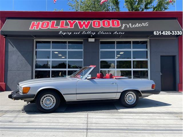 1979 Mercedes-Benz 450 (CC-1478476) for sale in West Babylon, New York